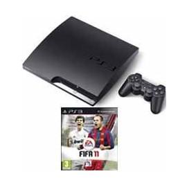 Playstation 3 320Gb. + Fifa 11