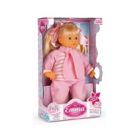 Muñeca Emma Parlante