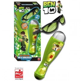 Microfono y Gafas Ben10