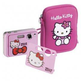 Camara Hello Kitty 3.1 Mp. + Funda