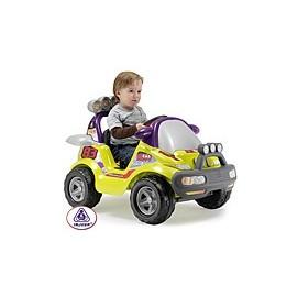 Coche Hippo Car 6V