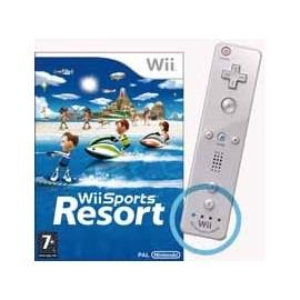 Wii Sports Resort + Wii Remote Plus Blanco