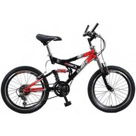 "Bicicleta 20"" Black Hawk"