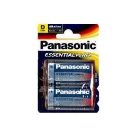 Pila D Alkalina Panasonic (Unidad)