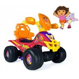 Quad Dora 6v.