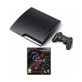 Playstation 3 320Gb. + Gran Turismo 5