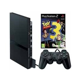 Playstation 2 + Toy Story 3