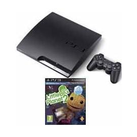 Playstation 3 320Gb. + Little Big Planet 2