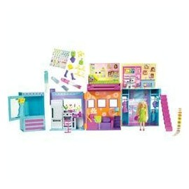 Casa Purpurina Polly Pocket