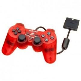 Ps2 Mando Original Rojo