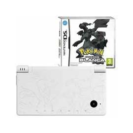Nintendo DSi Pokemon Edicion Blanca