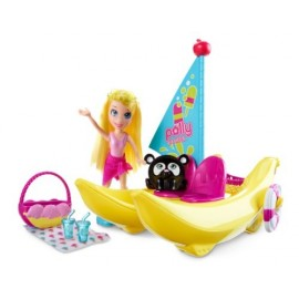 Polly Pocket Barco Chucherias