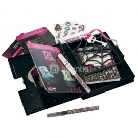 Diario Monstruoso Monster High