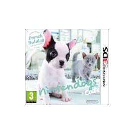 3ds Nintendog Bulldog