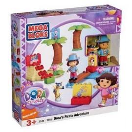 MegaBlock Dora Aventura