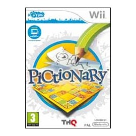 Wii Pictionary