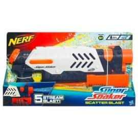 Super Soaker Nerf Scatter Blast