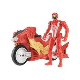 Power Ranger con Moto
