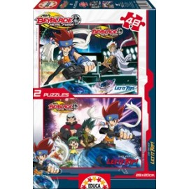 Puzzle 48x2 BeyBlade