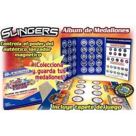 Slingers Album de Medallones