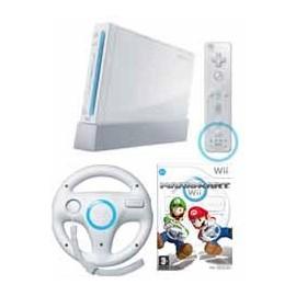 Nintendo Wii + Mario Kart