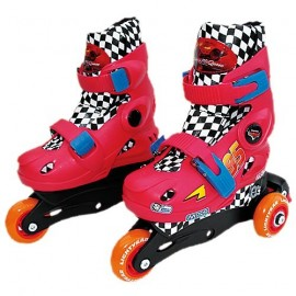 Patines Cars 34-37