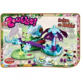 Zoobles Garden Playset