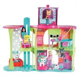 Polly Pocket Clinica de Mascotas
