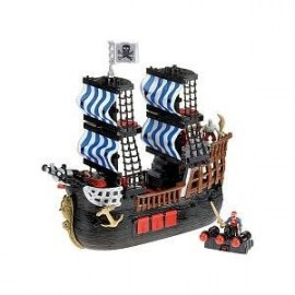 Barco Pirata Imaginext