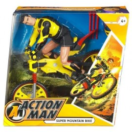 Action Man Super Mountain Bike