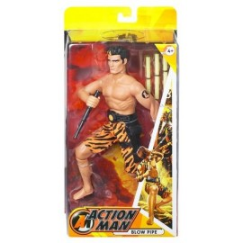 Action Man Flow Pipe