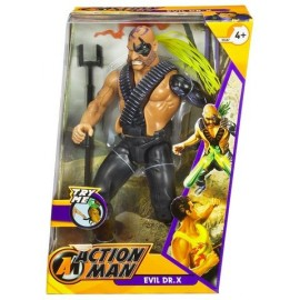 Action Man Dr. X Evil