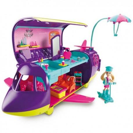 Super Avion Polly Pocket - Juguetes Pedrosa