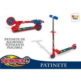 Patinete Beyblade