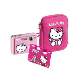 Camara Hello Kitty + Funda