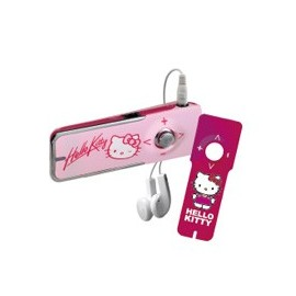 MP3 Hello Kitty Clip Duo