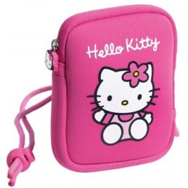 Funda Camara Hello Kitty