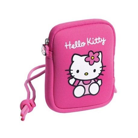 Funda Camara Hello Kitty