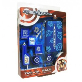 Pack Travel Codigo Lyoko
