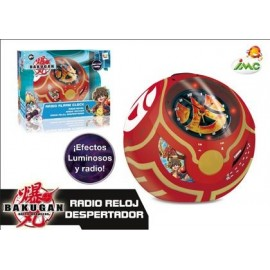 Radio Despertador Bakugan