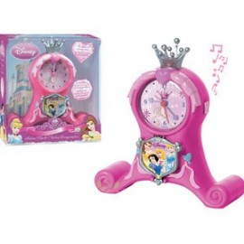 Reloj Despertador Princesas