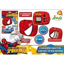 Camara Digital Spiderman