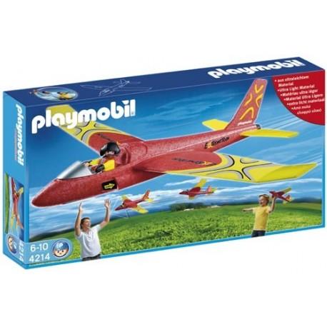 Avion Planeador Extreme Team