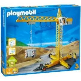 Playmobil Grua de Obras