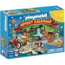 Calendario Navidad Dinosaurios