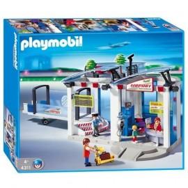 Playmobil Puerta de Embarque