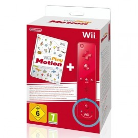 Wii Play Motion + Mando Rojo Plus