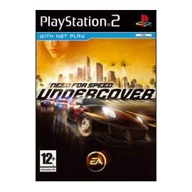 Ps2 Need for speed: Undercover
