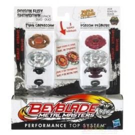 Beyblade Pack 2 Duo