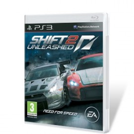 Ps3 Need for Speed: Shift 2 Unleashed